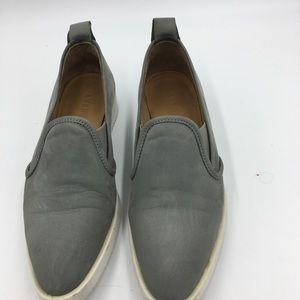 Everlane Nubuck Suede street shoes size 9